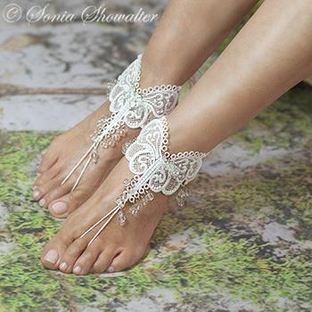 37222d042 Barefoot Sandals   More  Sonia Showalter Designs