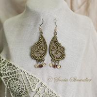Dramatic Earrings (Small)