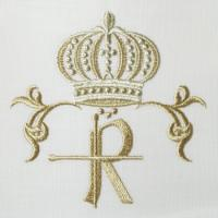 Royal Crowns Alphabet- R