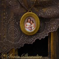 Story Book Locket