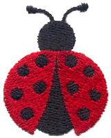 Embroidery Designs - Ladybug Design - Quilt And Sew Shop - Quilt