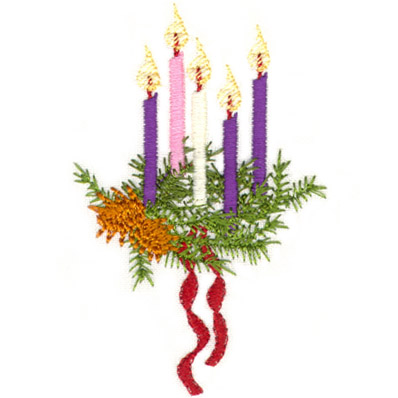 Advent Wreath ( Small)