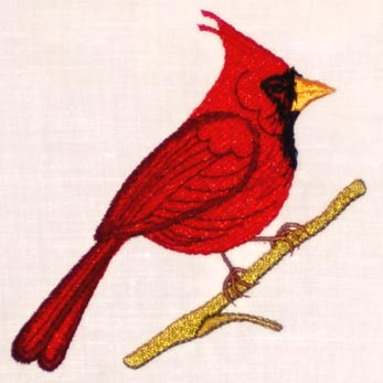 Cardinal ( For Fabric)