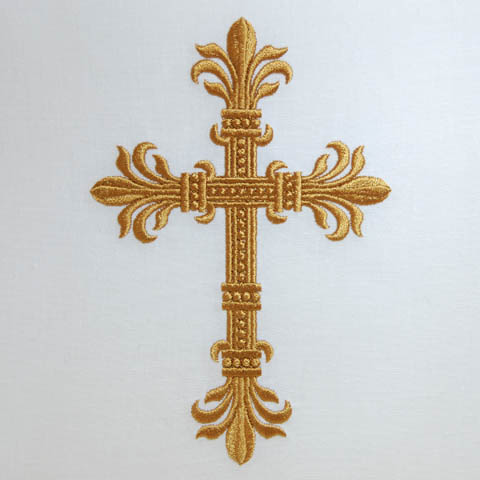 An Elegant Cross ( Large)