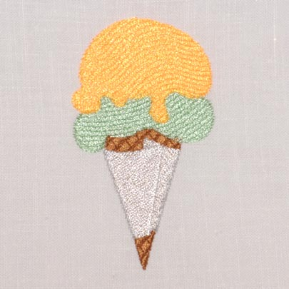 Ice Cream Cone ( Small)
