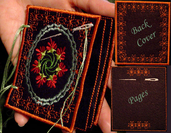 Needle Keeper Book
