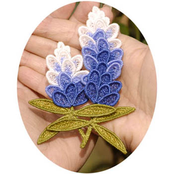 Bluebonnets Pin