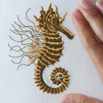 Seahorse ( Large)