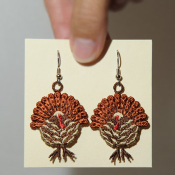 Turkey Earrings