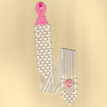 Cancer Awareness Bookmark