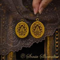 Story Book Earrings