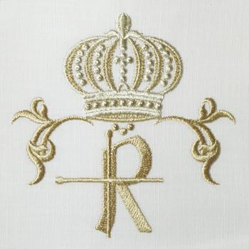 Royal Crowns Alphabet- R