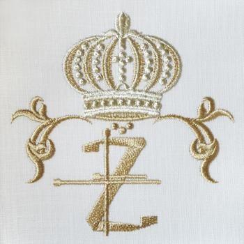 Royal Crowns Alphabet- Z