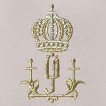 Small Crowns Alphabet Y Sonia Showalter Designs