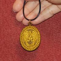 Angel of Light (Cameo Locket & Pin)