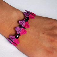 Butterfly Beads ( Free Standing Lace)
