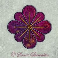 Art Flower (Applique)