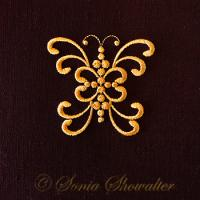 Filigree Butterfly Mini