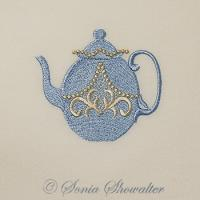 French Cottage Teapot