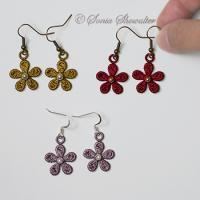 Floret Earrings & More