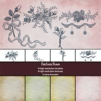 Heirloom Roses (PS Brushes)