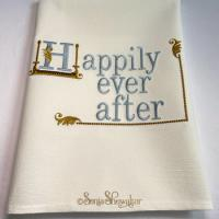 Pearl Border Happily Ever After
