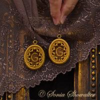 Story Book Earrings-G