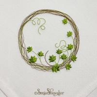 Spring Ivy Wreath