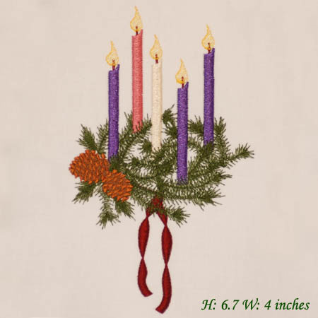The Advent Wreath ( Large)