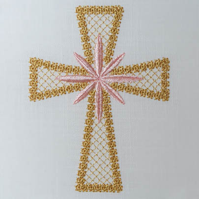 Easter Cross Medium