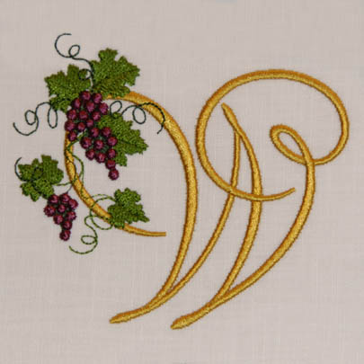Fruit of the Vine Alphabet- W